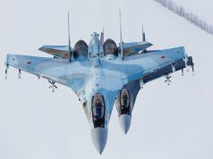 Caças Sukhoi Su-35