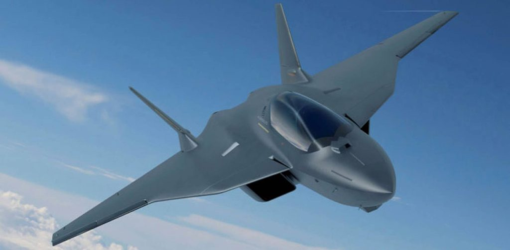 Conceito do FCAS - Airbus
