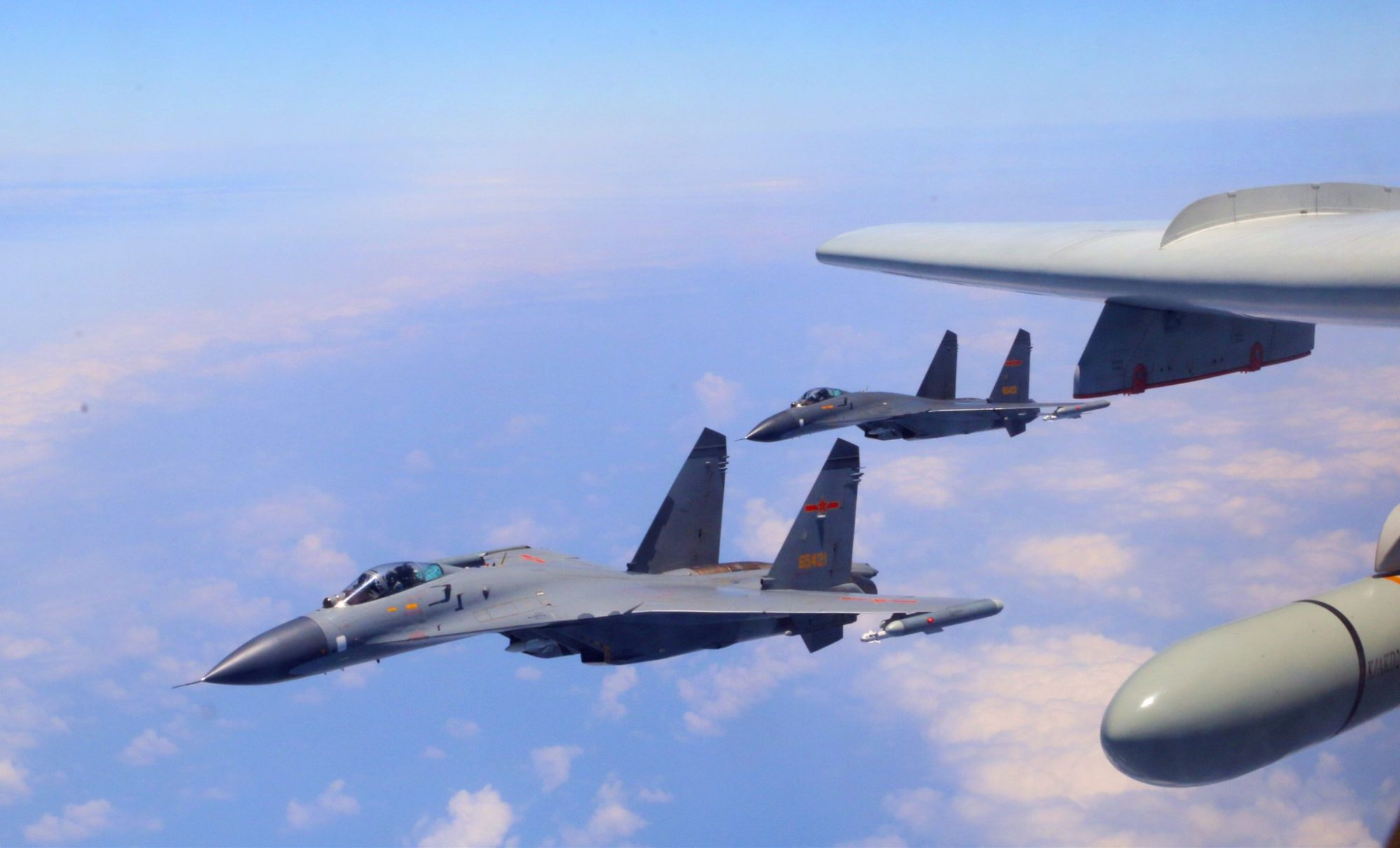 Força aérea Chinesa