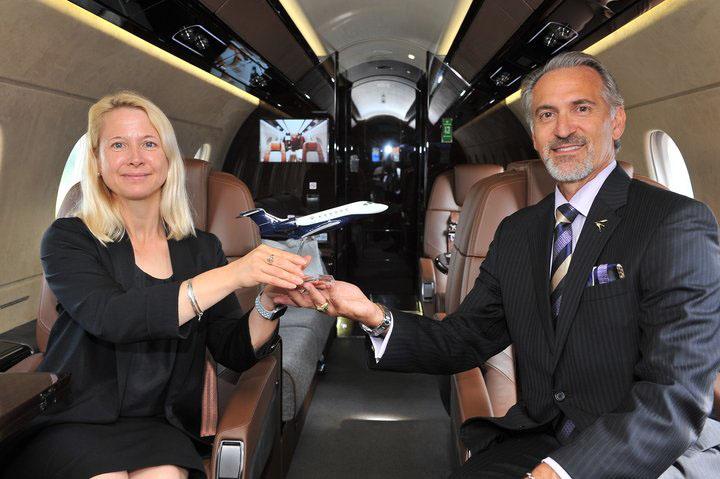 Embraer vende Legacy 500 para Centreline