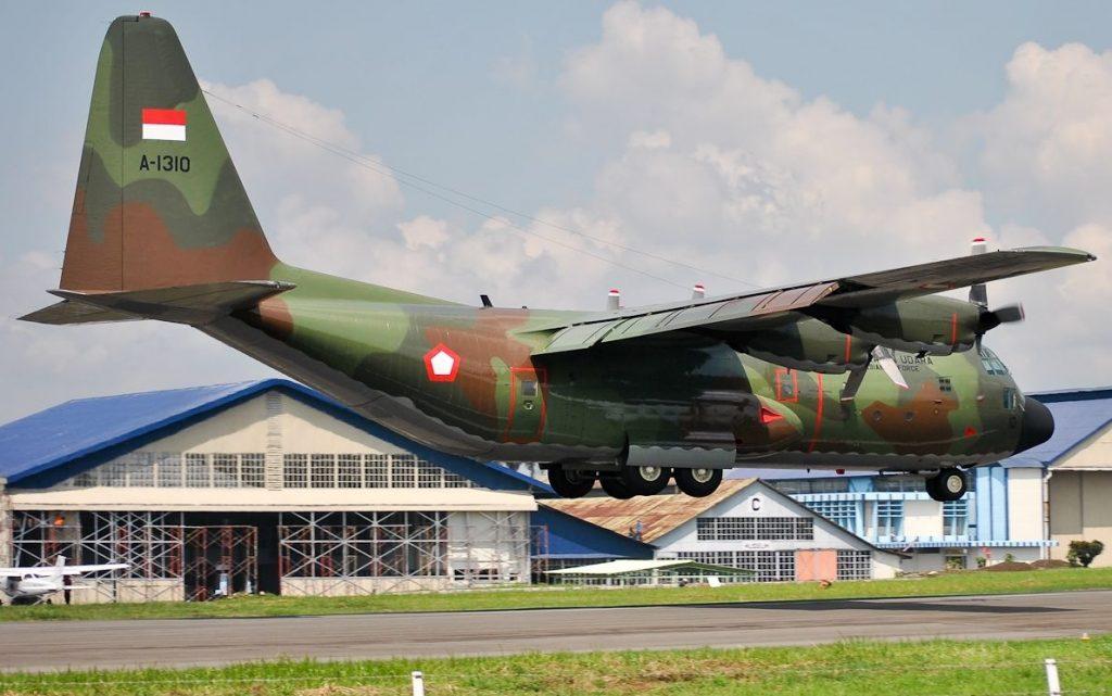 C-130 da Indonésia