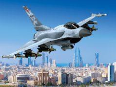 Concepção do F-16V Block 70 de Bahrein