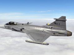Saab JAS 39E Gripen