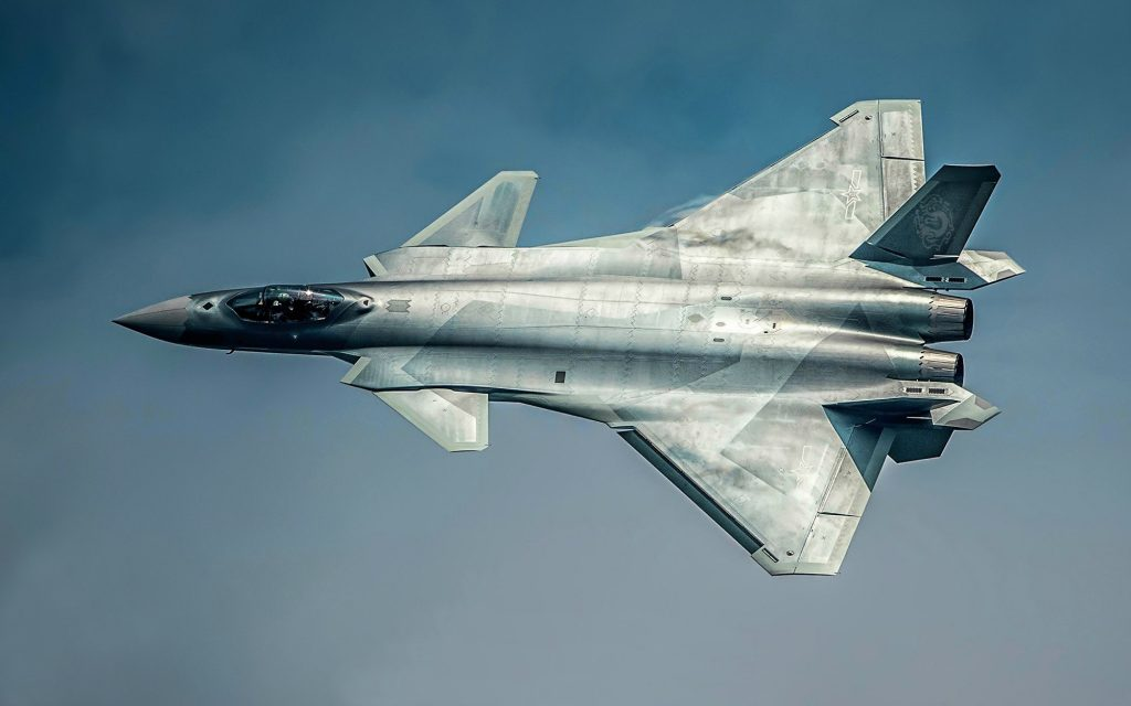 Caça J-20 da PLAAF