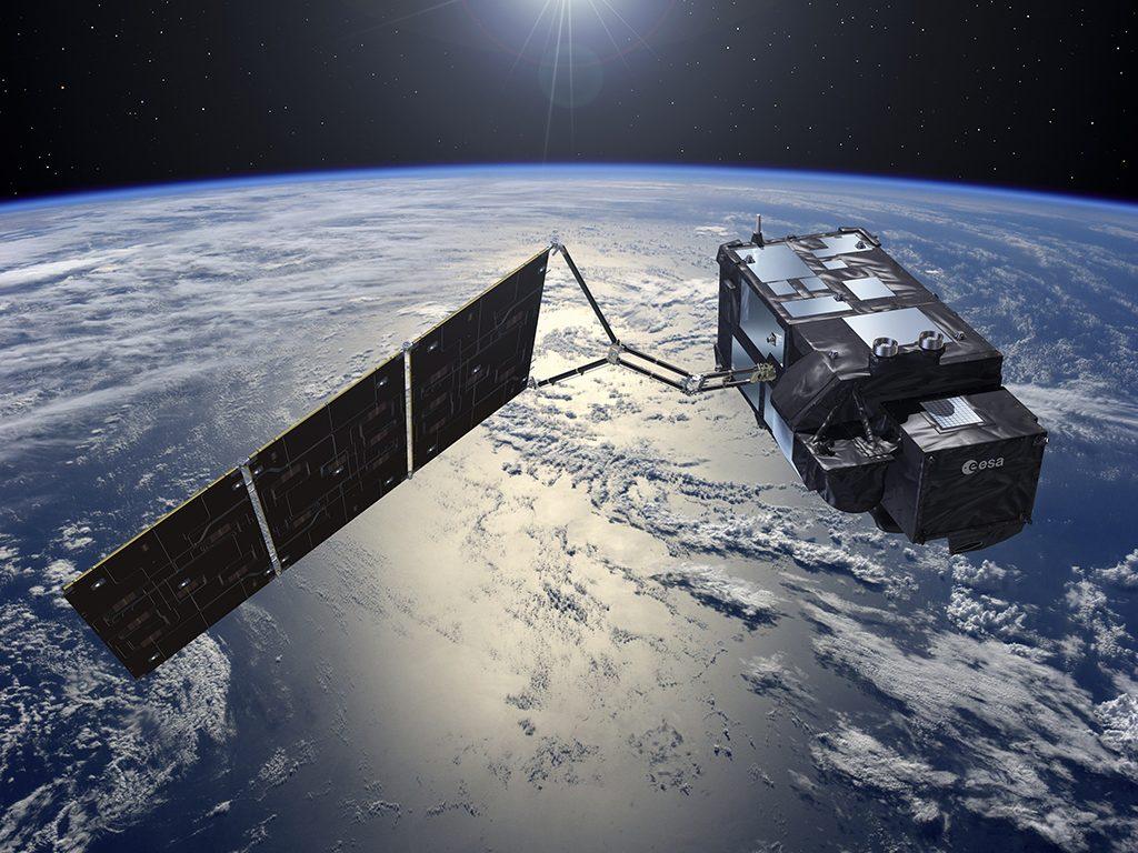 Sentinel-3, conhecido como Copernicus