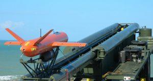 ARP Diana no lançador