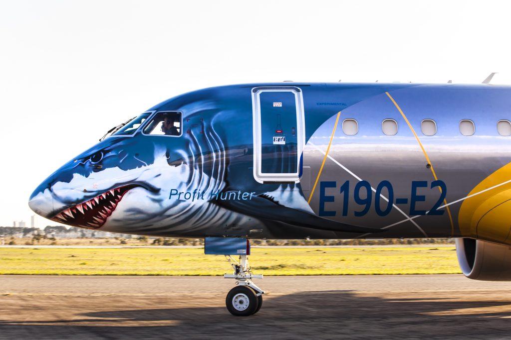 E190-E2 Shark