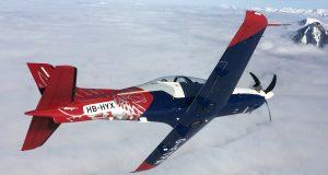 Pilatus PC-21 destinado à ETPS