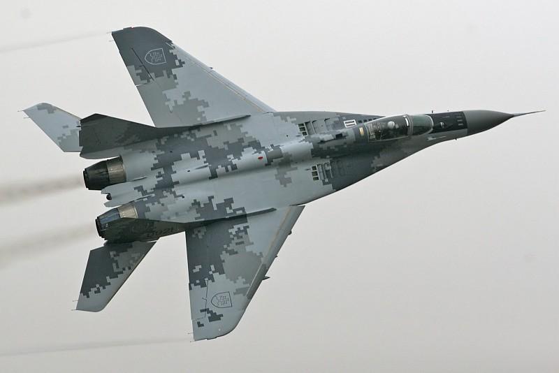 MiG-29 da Eslováquia