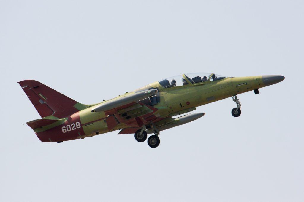 Aero L-159T2 no primeiro voo