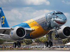 Embraer 190-E2 - foto de Suresh Atapattu