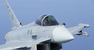 Eurofighter Typhoon espanhol