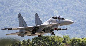 Su-30MKM da Malásia
