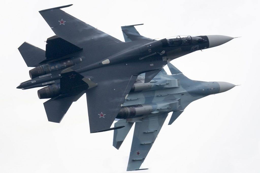 Sukhoi Su-30SM
