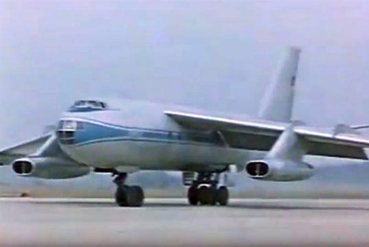 Baade 152 Jetliner