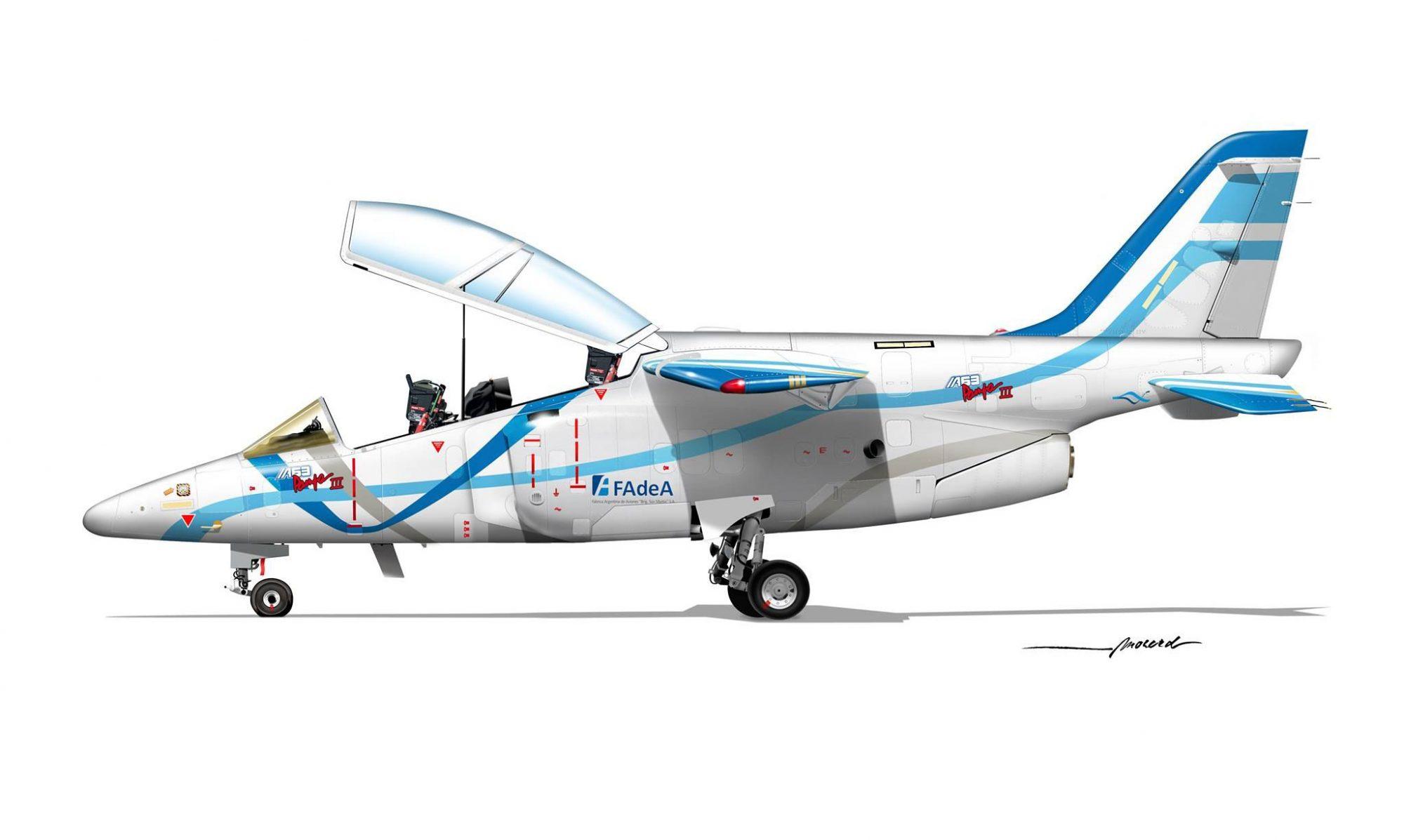FAdeA IA-63 Pampa III