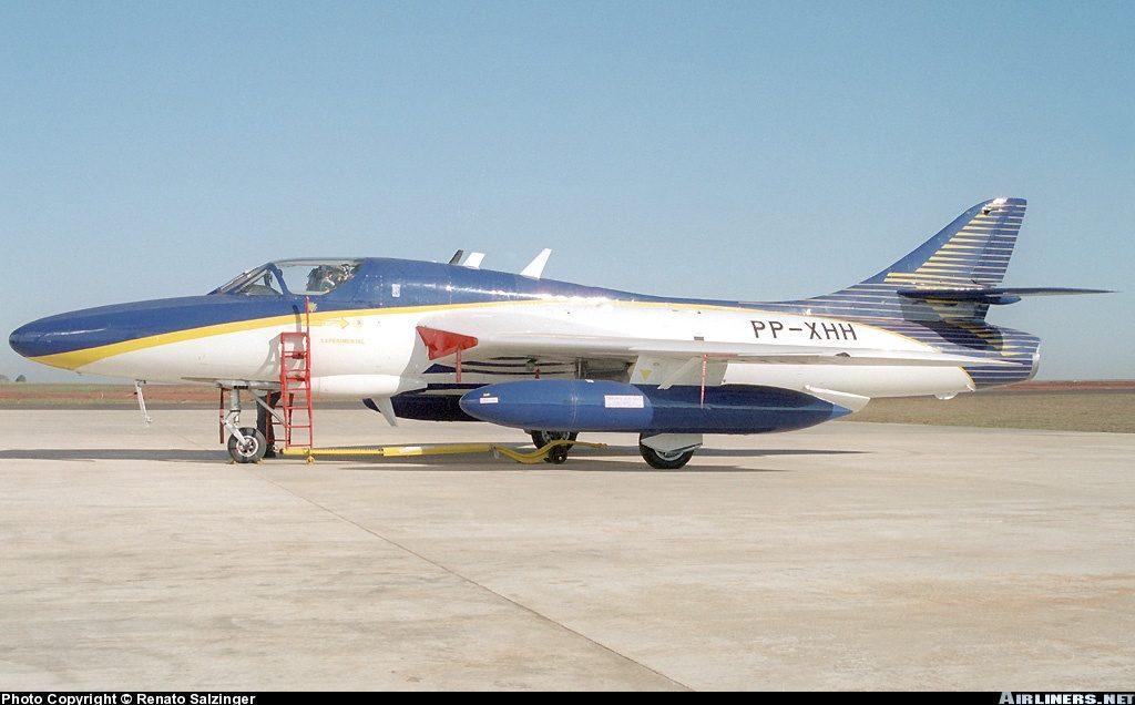 Hawker Hunter da Embraer