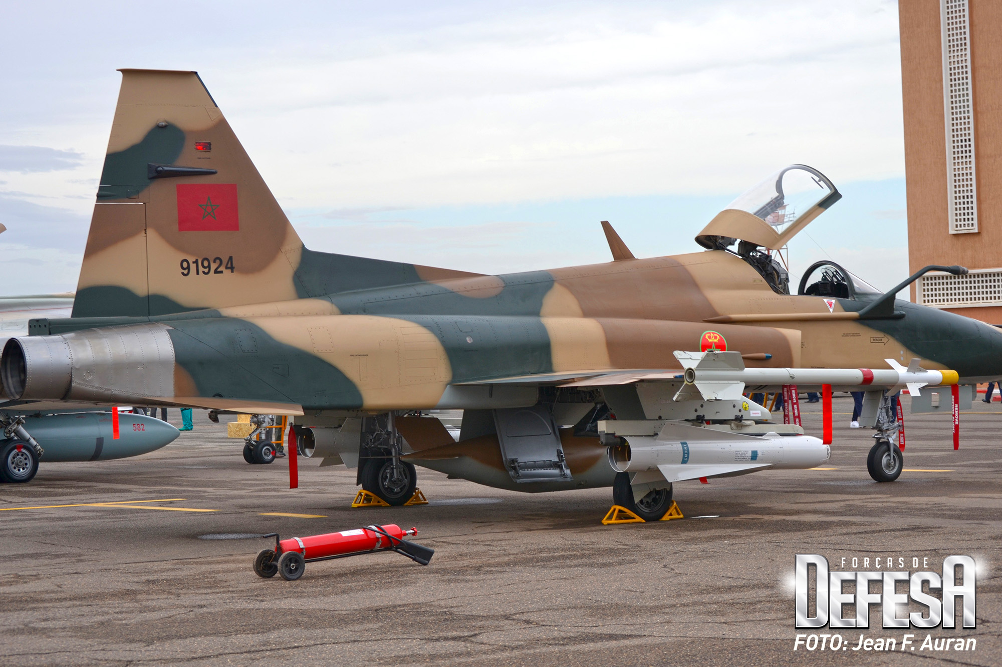FRA: Photos F-5 marocains / Moroccan F-5  - Page 12 F5-Tiger-II