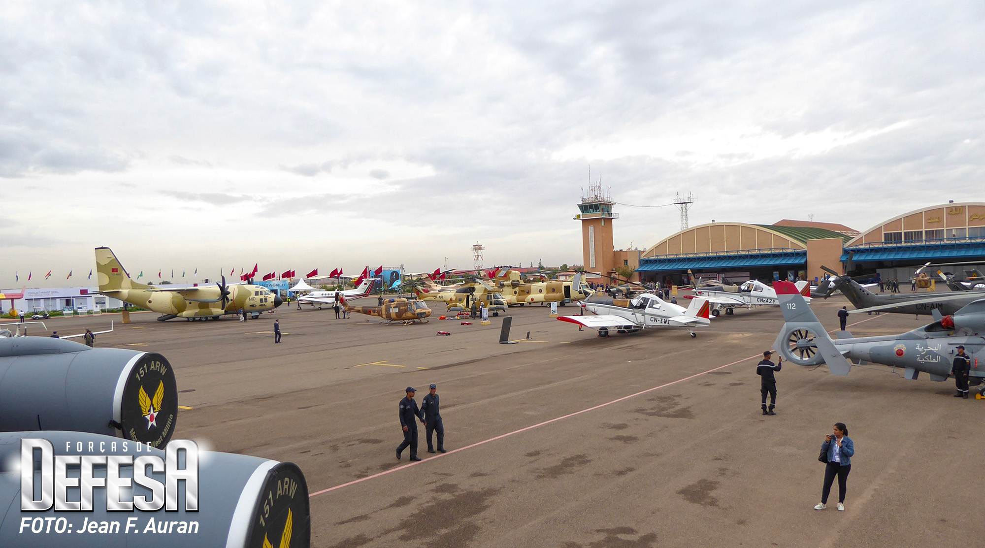 Marrakech Air Show 2018 - Aeroexpo 2018 - Page 3 GENERAL-VIEW