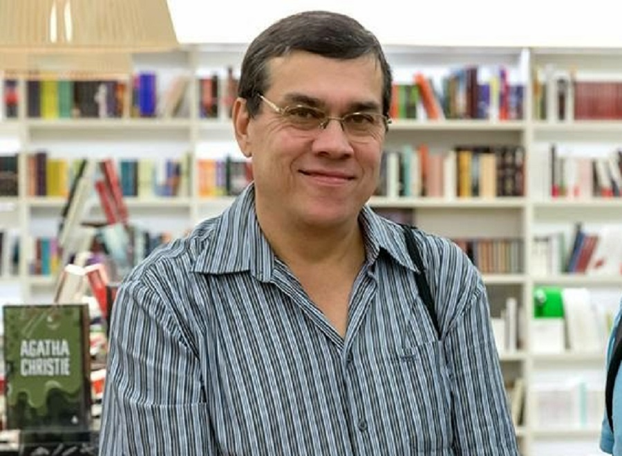 Ivan Plavetz em foto de Ricardo Beccari (via Solange Galante)