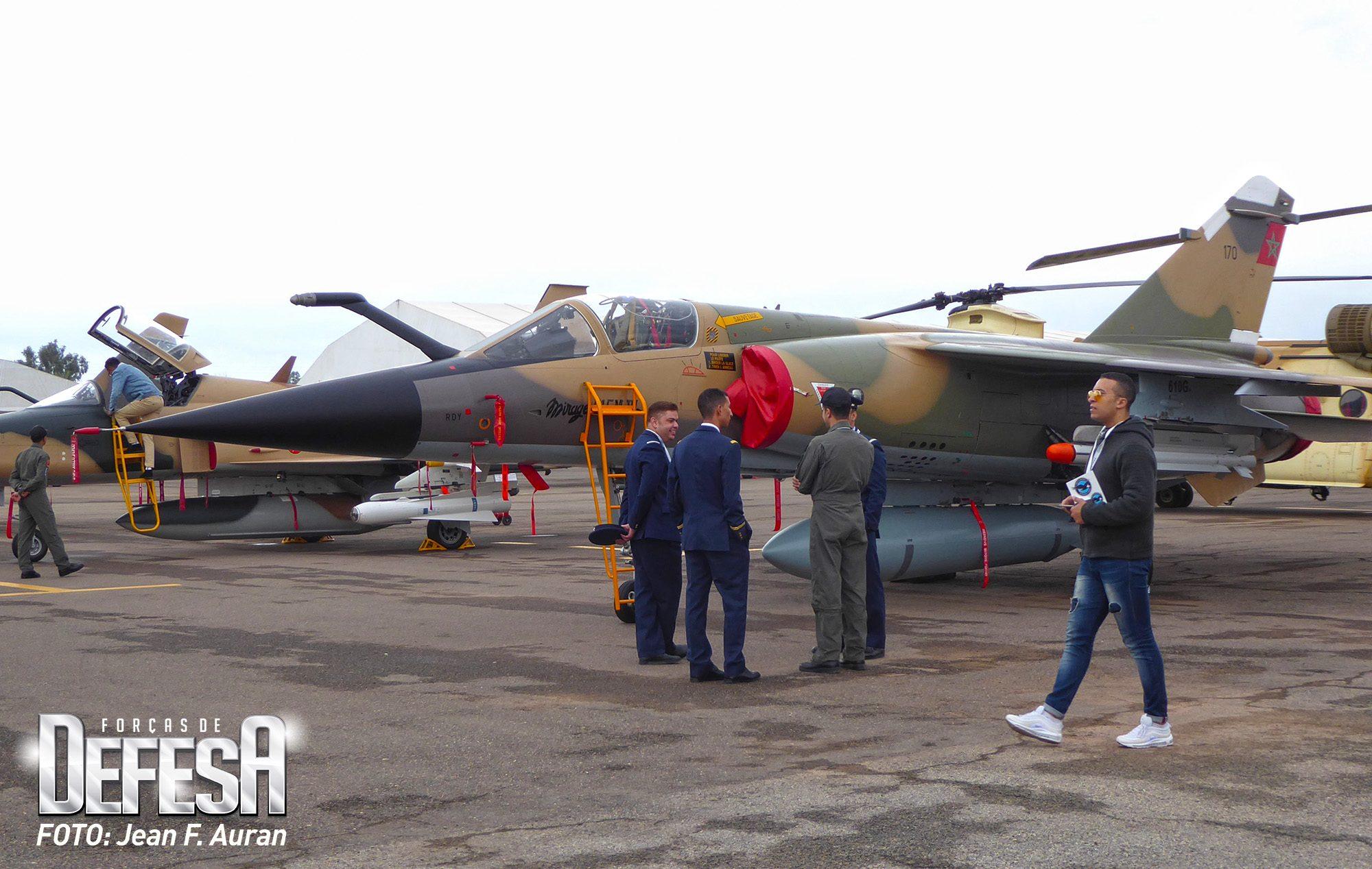 Mirage F1 marroquino