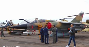 Mirage F1 FAR