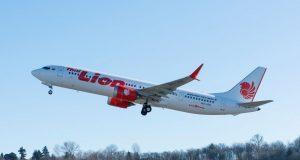 737 MAX da Lion Air