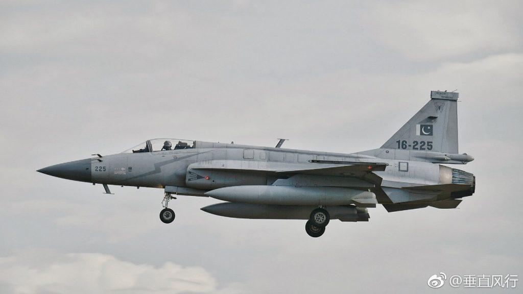 Caça JF-17