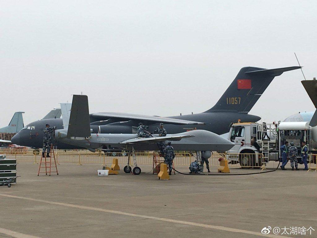 UAV Wing Loong II