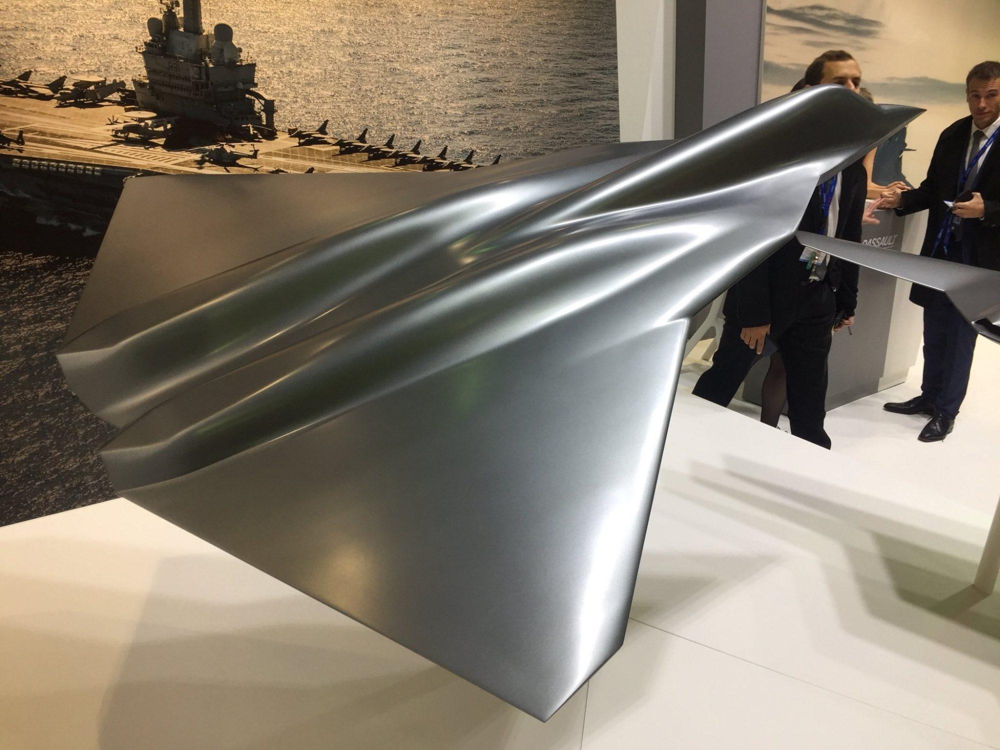 FCAS proposto pela Dassault