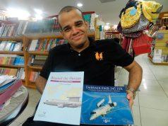 O autor e pesquisador Sergio Santana