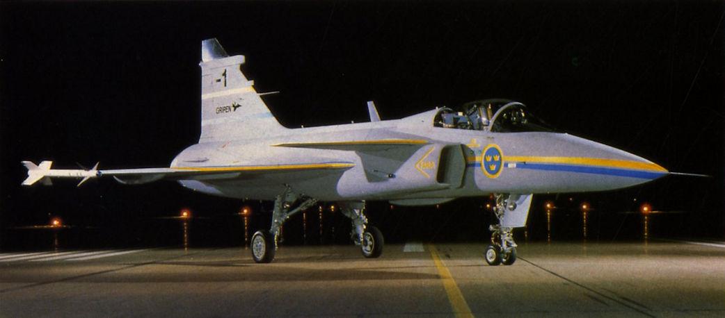 Protótipo -1 do Saab JAS 39 Gripen