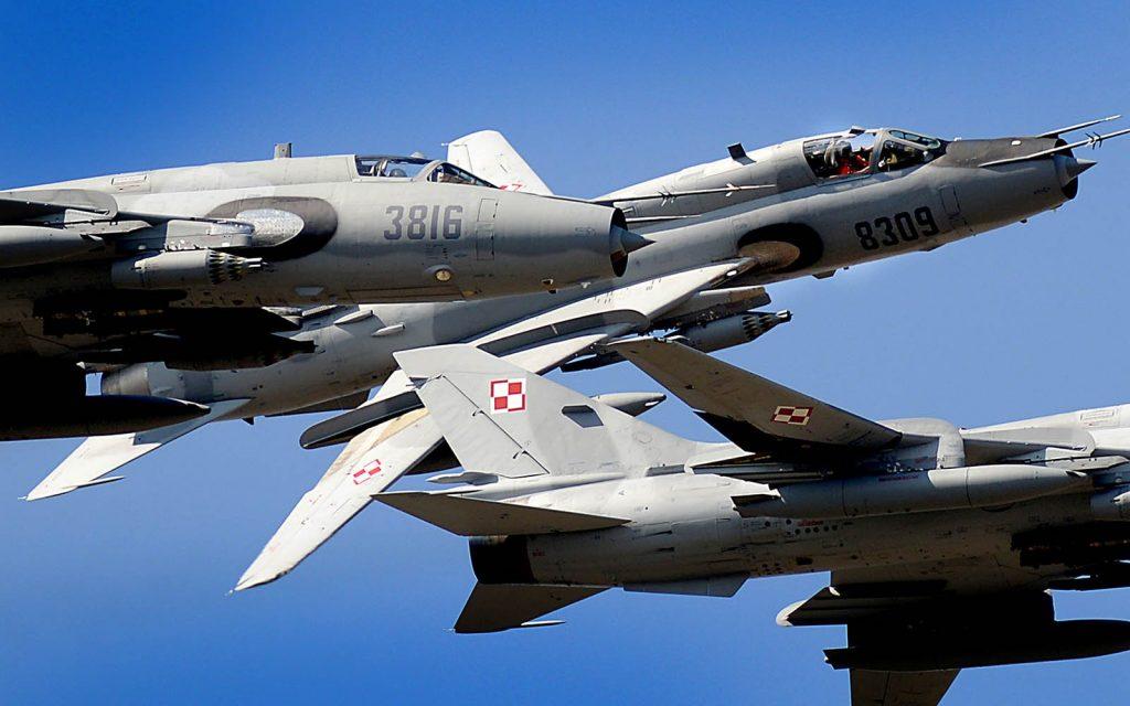 Su-22 da Polônia
