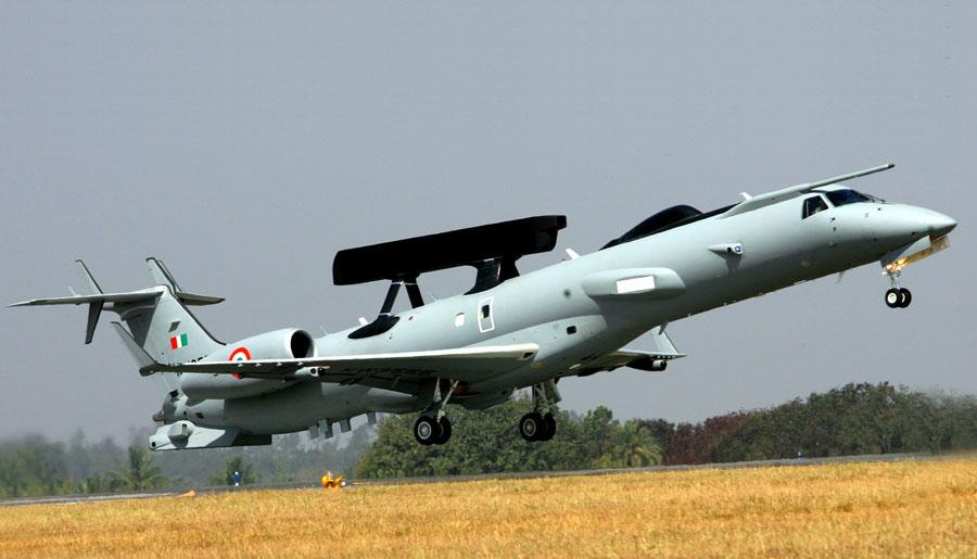 Embraer/DRDO EMB-145I Netra