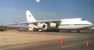 AN-124 na Venezuela