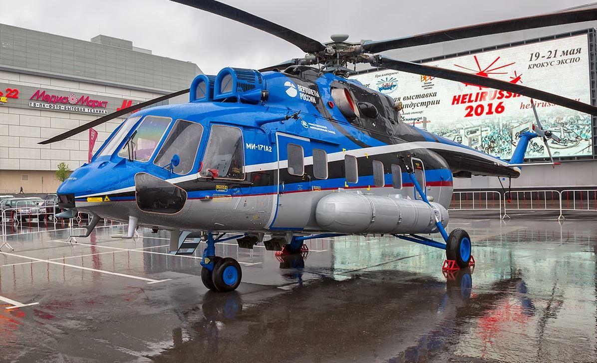 Helicóptero Mi-17A2