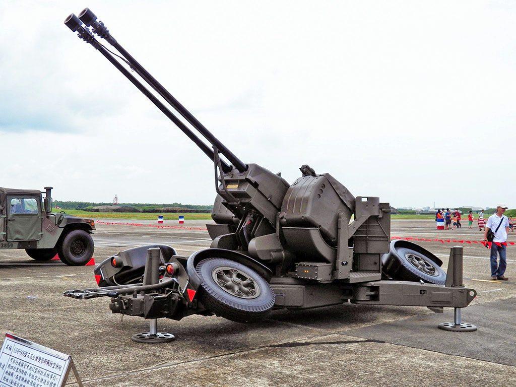 Oerlikon GDF 35 mm