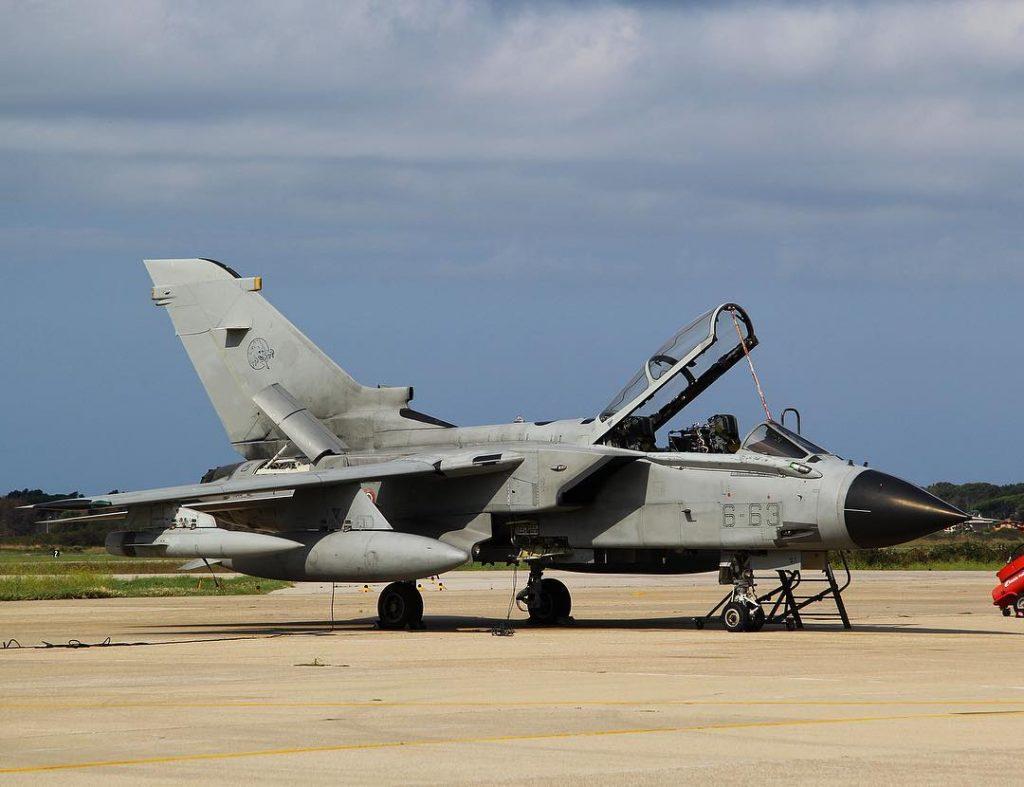 Panavia Tornado PA-200 italiano