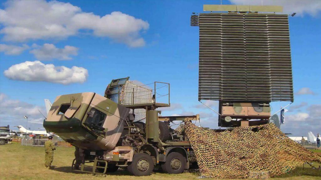 Radar 3D TPS 77