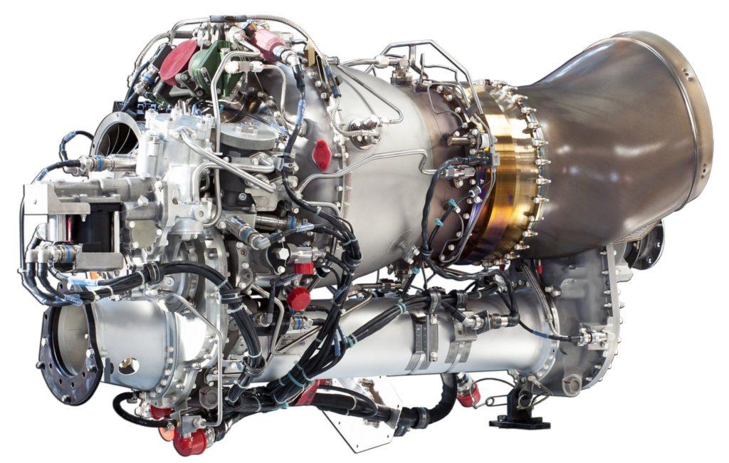 O LAH é equipado com dois novos motores Arriel 2L2 da Safran