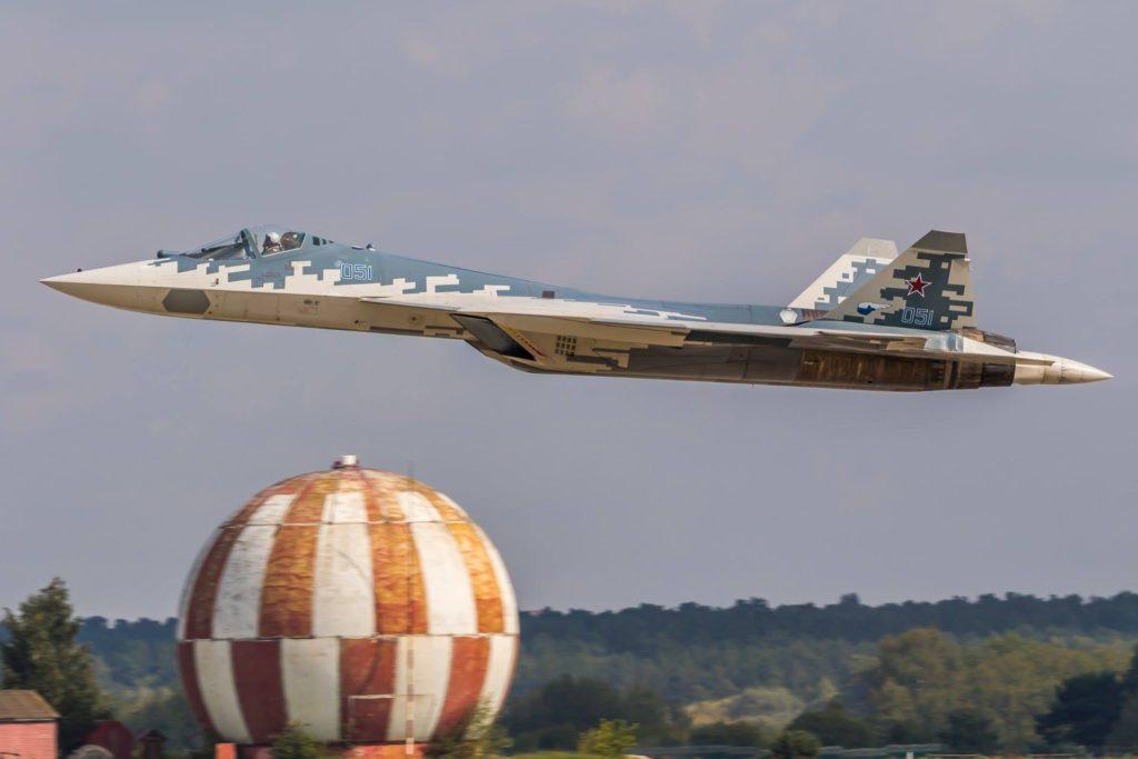 Sukhoi Su-57 Frazor
