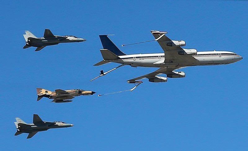 Aeronaves da Força Aérea da República Islâmica do Irã (IRIAF)
