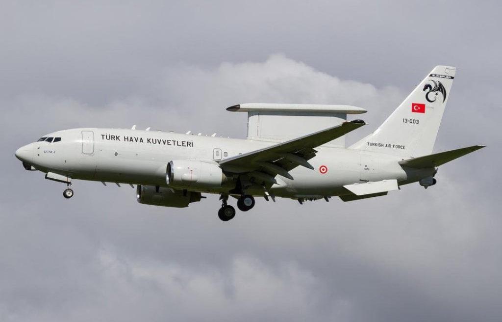 Boeing 737 AEW&C da Turquia