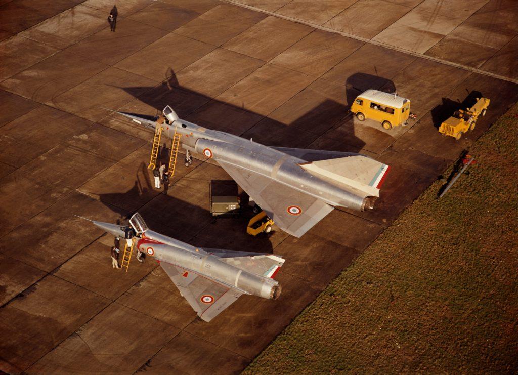 Dassault Mirage III e Mirage IV