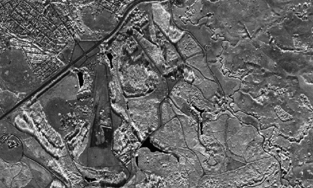 Ortoimagem Banda X com 50 cm de resolução espacial