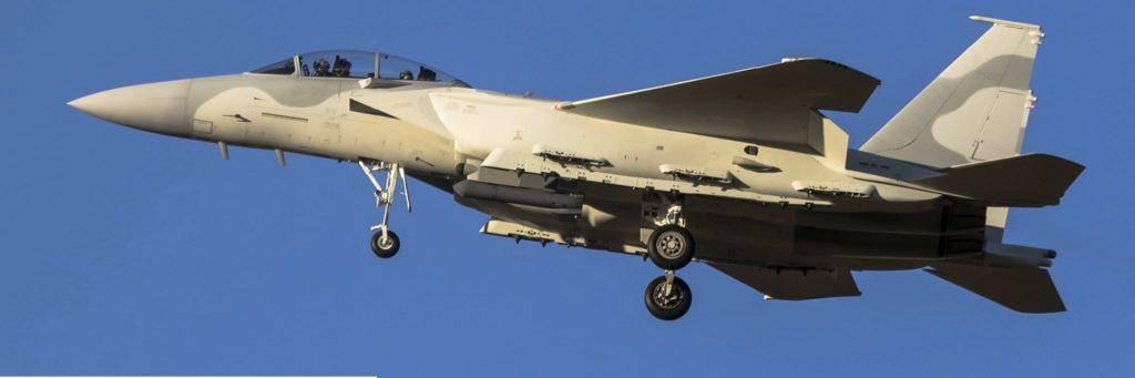 Boeing F-15QA