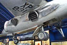 Hawker_P.1127_'XP831'_(19253036156).jpg