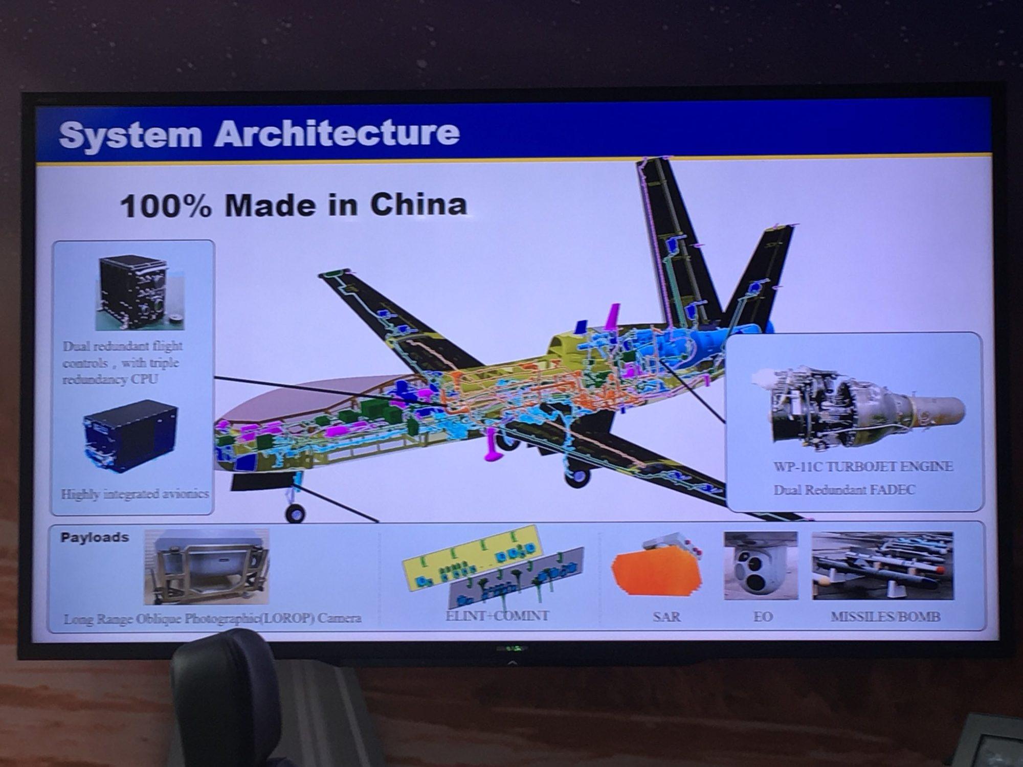 CASC CH-5 MALE UAV