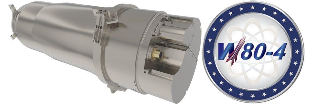 Ogiva nuclear W80-4