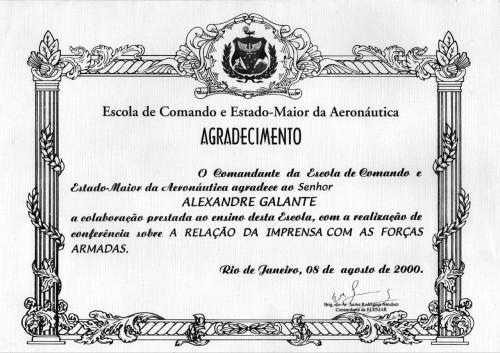 Diploma ECEMAR